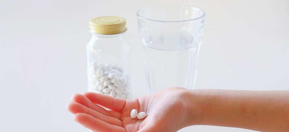 ビタミンB錠剤を飲むベストなタイミング